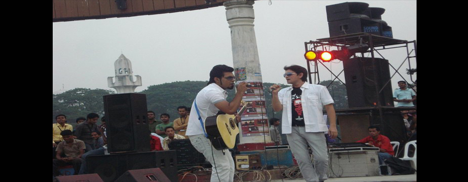 Concert for underprivileged children on 13.11.2009